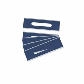 Marshalltown 9060SB Replacement Blades for Number-9060 Carpet Knife, Sq Corners