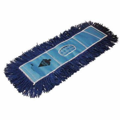 Tough Guy 22VA40 Blue Synthetic/Cotton Dust Mop