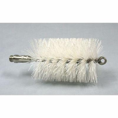 TOUGH GUY Tube and Pipe Brush,Polyester,3