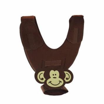 Bebe Bottle Sling Baby Bottle Holder - Brown Monkey