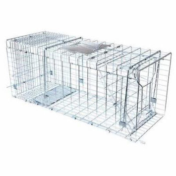 JT Eaton 495N Answer Single Door Live Animal Cage Trap for Extra Large Size Pests, 42
