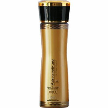 Keratin Cure Gold and Honey V2 Crème Smoothing Hair Treatment 160ml/5floz