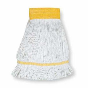 TOUGH GUY String Wet Mop,16 oz., Cotton 1TYV8