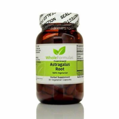 Whole Formulas Astragalus Root, 90 ct