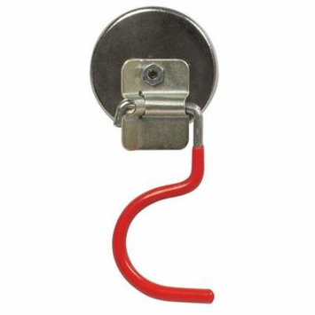 Magnet with Broom Holder,38 lb. Pull MAG-MATE MX2000RV01