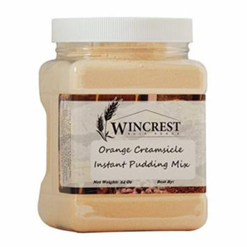 Orange Creamsicle Pudding Mix - 1.5 Lb Container