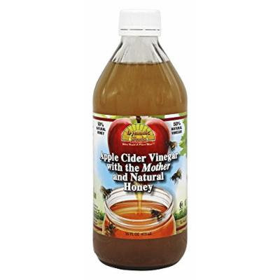 Dynamic Health - Organic Apple Cider Vinegar with the
