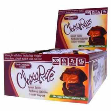 ChocoRite Dark Chocolate Crunch 16 Count Box