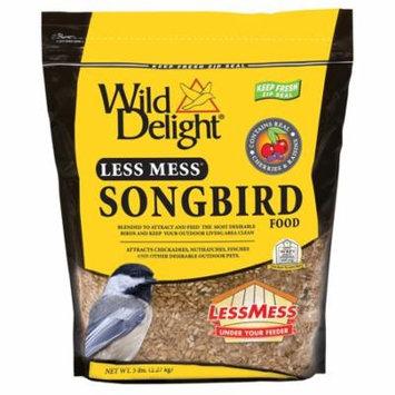 BIRD FOOD 5LB SONG LESS MESS