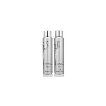 Platinum Dry Texture Spray 6 5.3oz by KENRA (Set of 2)