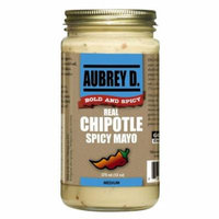 Aubrey D. Chipotle Real Mayo, 375ml