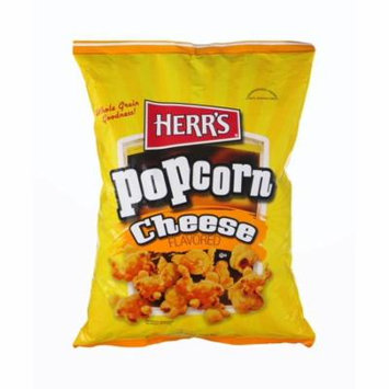 Herr's Cheese Flavored Popcorn - 7 Oz. (4 Bags)