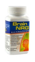 Carepoint Health Products Brain NRG - Brain and Body Energizer (30 capsules)