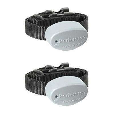 Perimeter Technologies Invisible Fence R21 Compatible Dog Fence Collar 7K (Two Pack)