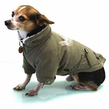 Alpha Dog Series - Army Jumper