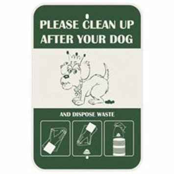 Poopy Pouch Pet Waste Station Replacement Sign