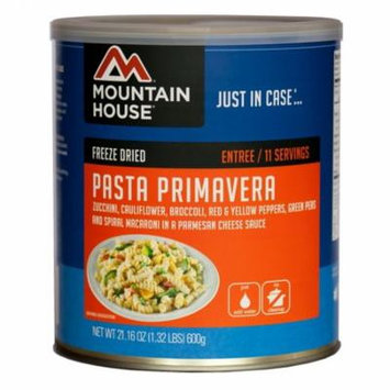 Mountain House - (6 Pack) Pasta Primavera Main Entree - #10 Can