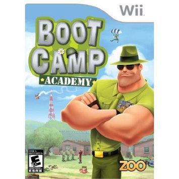 Zoo Boot Camp Academy (Nintendo Wii)