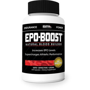 Biomedical Research Laboratories EPO-Boost® All Natural Endurance Supplement (120 Capsules)