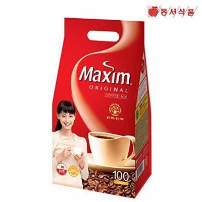 [Maxim] Original Coffee Mix/맥심 오리지날 커피믹스 (12g100pks)
