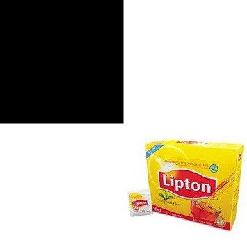 KITBSC59636LIP291 - Value Kit - Biscomerica Corp. Premium Berry Jam Shortbread Cookies (BSC59636) and Lipton Tea Bags (LIP291)