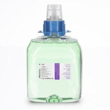 GOJO Shampoo and Body Wash FMX-12 1250 mL Cucumber Melon Cartridge #5187-03