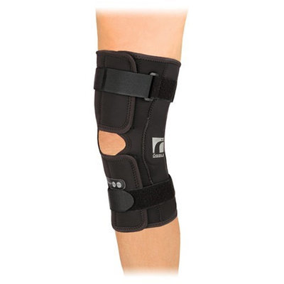 Ossur Rebound PLY Sleeve Short Knee Brace Size: X-Large
