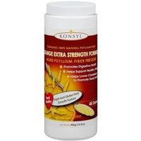 Orange Extra Strength Formula Psyllium Husk, Sweetened with Stevia, 405 grams
