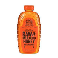 Nature Nate's 100% Pure Raw & Unfiltered Honey (40 oz. bottle) (pack of 6)