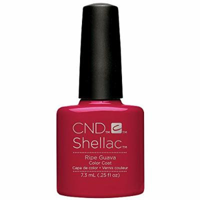 CND Shellac Color Coat Ripe Guava