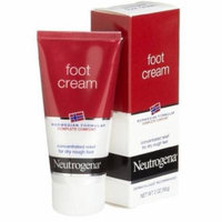 Neutrogena Norwegian Formula Foot Cream 2oz Each