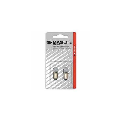Mag-Lite® Replacement Lamp, Sold As 1 Carat, 2 Each Per Carat
