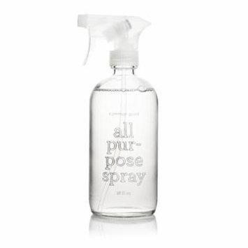 Common Good Glass Bottle All Purpose Cleaner, Lavender, 16 Oz