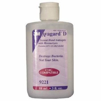 Hand Sanitizer Avagard - Item Number 9221CS - 3 oz - 48 Each / Case