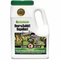 Liquid Fence 72654 5 Lb Deer and Rabbit Repellent Granules
