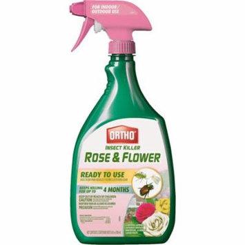ROSE & FLOWER INSECT RTU 24OZ