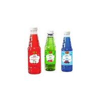 Jelly Belly Flavored Syrup- 3 pk (Cherry, Berry Blue, Watermelon)