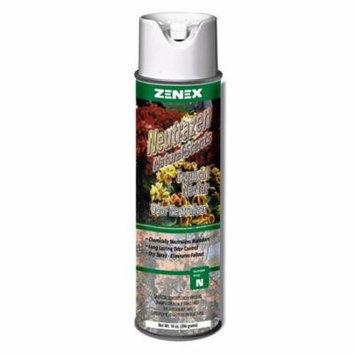 Zenex Neutrazen Tropical Nectar Natural Scent Odor Neutralizer - 12 Cans (Case)