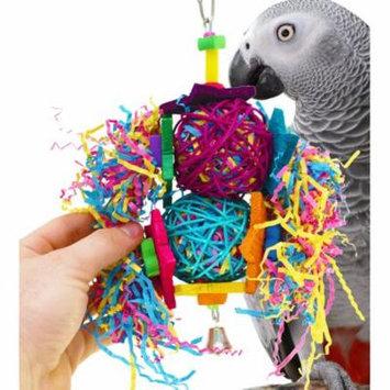 Bonka Bird Toys 1853 Duo Foraging Star Bird Toy.