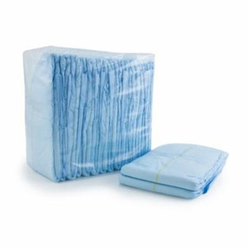 Adult Disposable Brief Diaper, LARGE, McKesson Lite, BRPLLG - Pack of 18