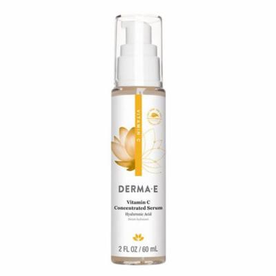 Derma E Vitamin C Concentrated Serum & Renewing Moisturizer Hyaluronic Acid