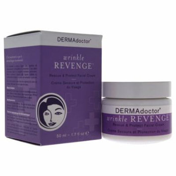 DERMAdoctor Wrinkle Revenge Rescue Protect Facial Cream - 1.7 oz
