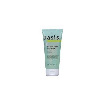 Basis Face Wash Cleaner Clean 6 oz Each
