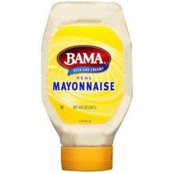 Bama Real Mayonnaise, 18.0 FL OZ