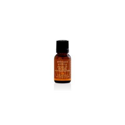 Ambrosia Aromatherapy Aromatic Oil Anti-Aging/Re-Energizing Blend 0.5oz
