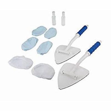 Glass Wizard - Glass Surface Cleaner, Set of 2