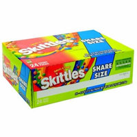 Skittles, Sweets & Sours, 4 oz - 24 Count
