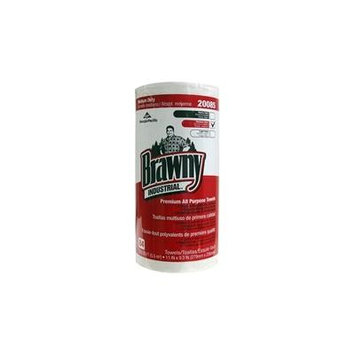 Paper Towel Brawny Industrial™ Medium Duty Roll 11 X 9.3 Inch - Item Number 20085 - 20 Each / Case