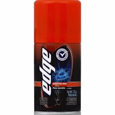 Edge Shave Gel Sensitive Skin with Aloe 2.75oz Each