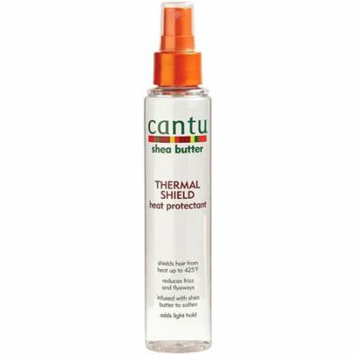 Cantu Thermal Shield Heat Protectant 5.1 oz (Pack of 6)